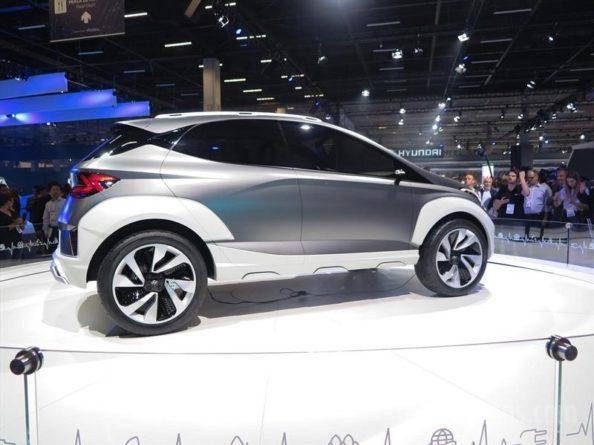 Hyundai Showcases New Saga EV Crossover Concept 4