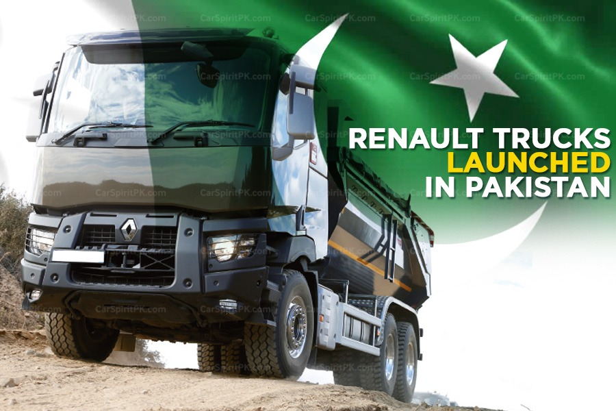 Ghandhara Nissan Launches Renault Trucks In Pakistan 1