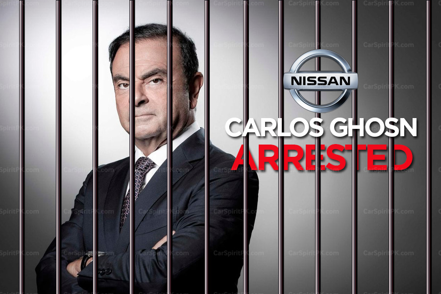 Carlos Ghosn Arrested Again in Japan 3