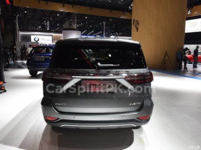 Hanteng Unveils the V7 MPV at 2018 Guangzhou Auto Show 9