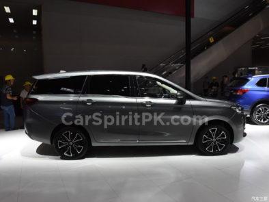 Hanteng Unveils the V7 MPV at 2018 Guangzhou Auto Show 14