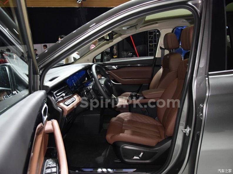 Hanteng Unveils the V7 MPV at 2018 Guangzhou Auto Show 19