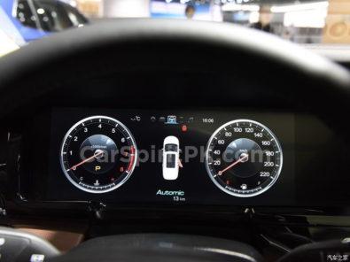 Hanteng Unveils the V7 MPV at 2018 Guangzhou Auto Show 22