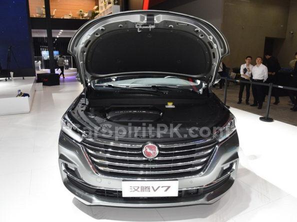 Hanteng Unveils the V7 MPV at 2018 Guangzhou Auto Show 5