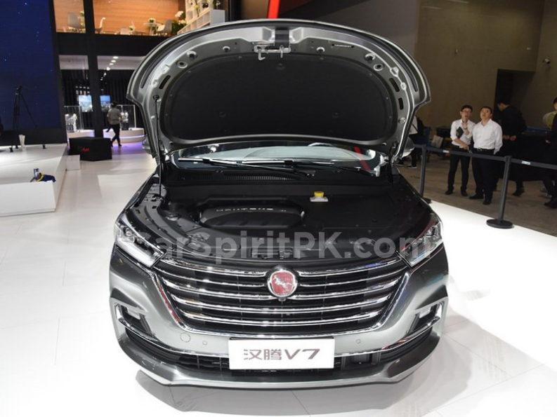 Hanteng Unveils the V7 MPV at 2018 Guangzhou Auto Show 31