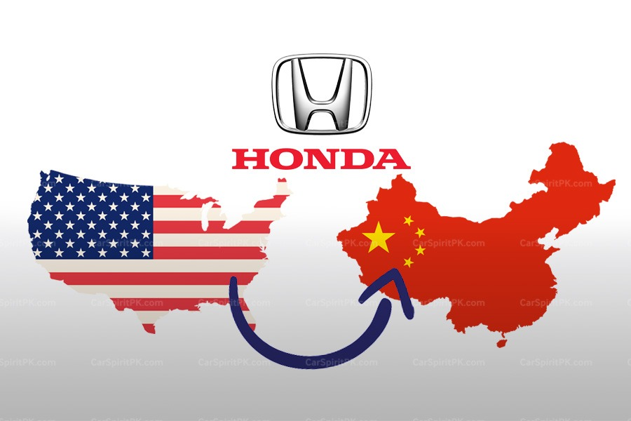 Honda to Shift Acura Production from USA to China Amid Trade War 3