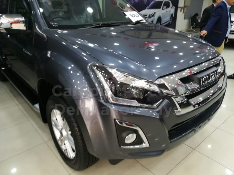 Ghandhara Officially Launches the Isuzu D-Max in Pakistan 15