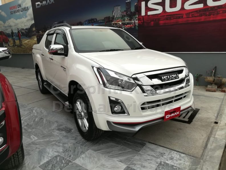 Ghandhara Officially Launches the Isuzu D-Max in Pakistan 2