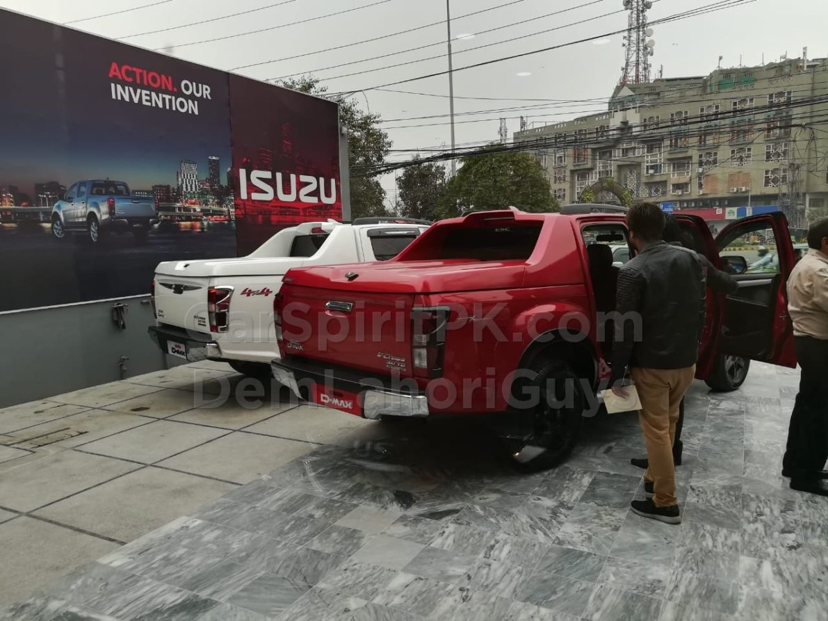 Ghandhara Officially Launches the Isuzu D-Max in Pakistan 14