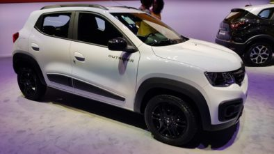 Renault Showcased the Kwid Outsider at 2018 Sao Paulo Motor Show 1