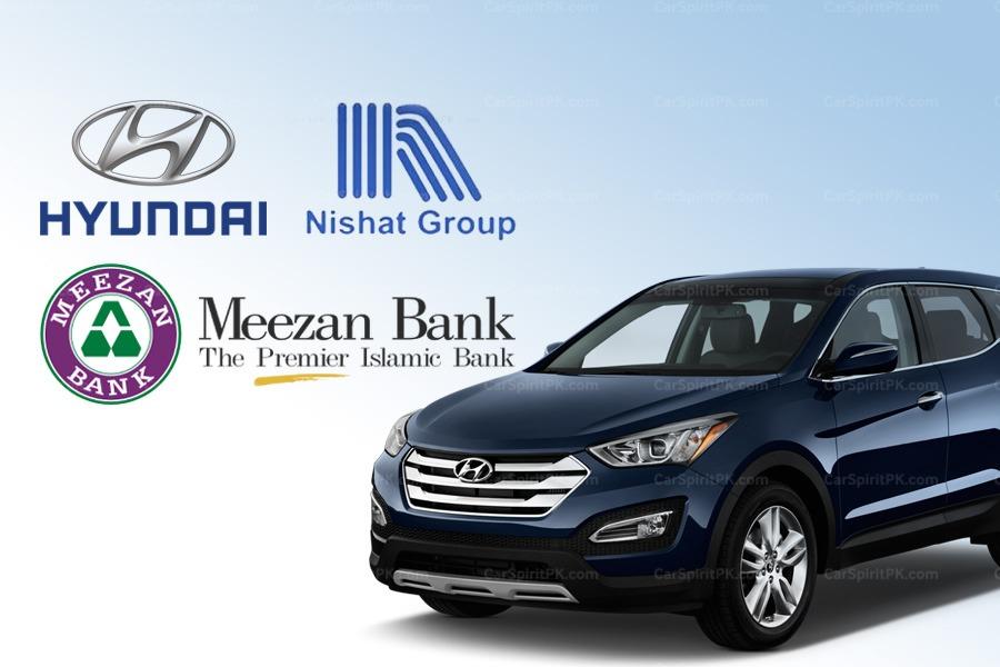 Meezan Bank Signs Agreement with Hyundai-Nishat 7
