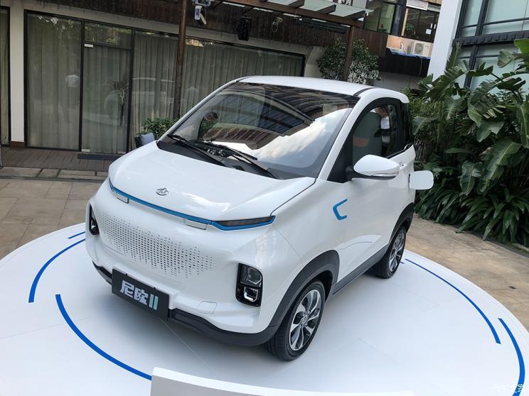Changan Unveils Nio-II EV Ahead of Debut 3