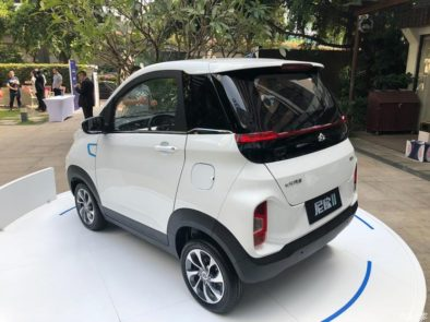 Changan Unveils Nio-II EV Ahead of Debut 5