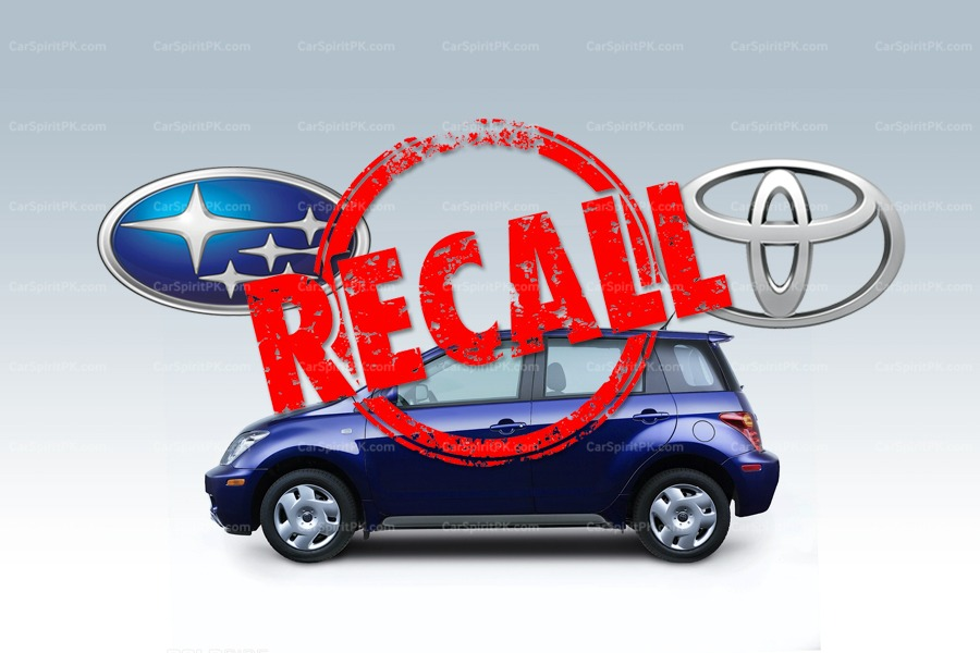 Subaru and Toyota to Recall Over 400,000 Vehicles for Potentially Dangerous Defect 10