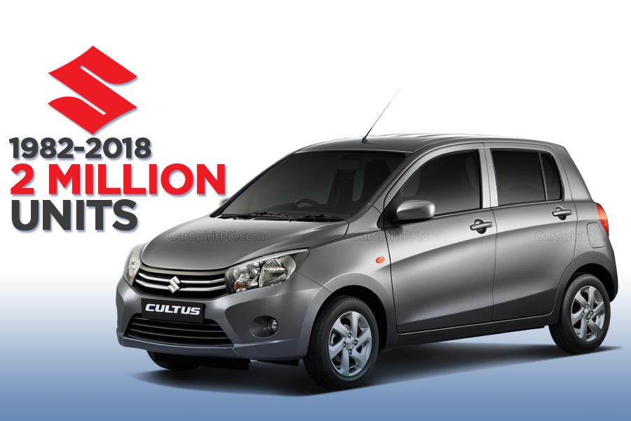 Pak Suzuki Achieves 2 Million Units Production Milestone in Pakistan 8