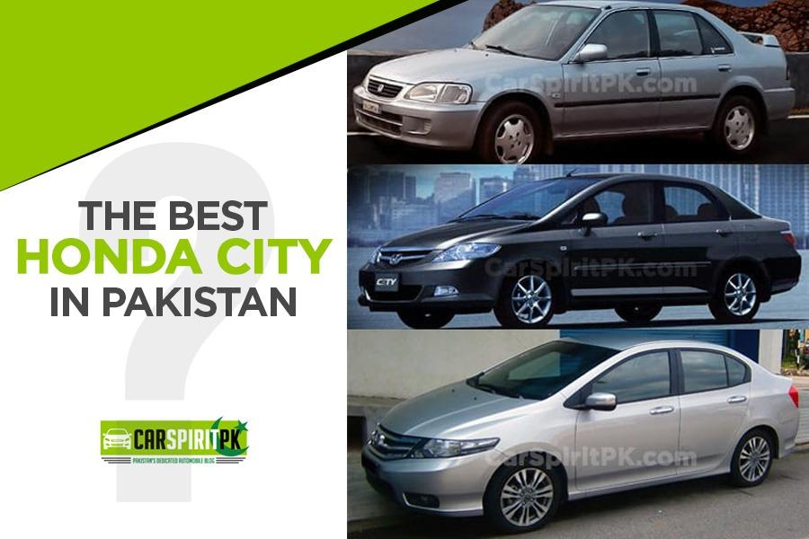 The Best Honda City in Pakistan 3