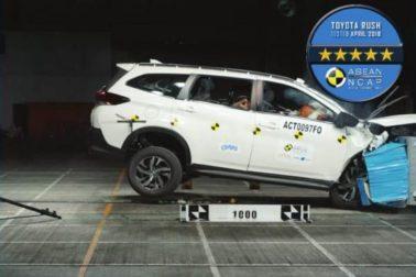 Toyota Tops ASEAN NCAP Grand Prix Awards 2018 3