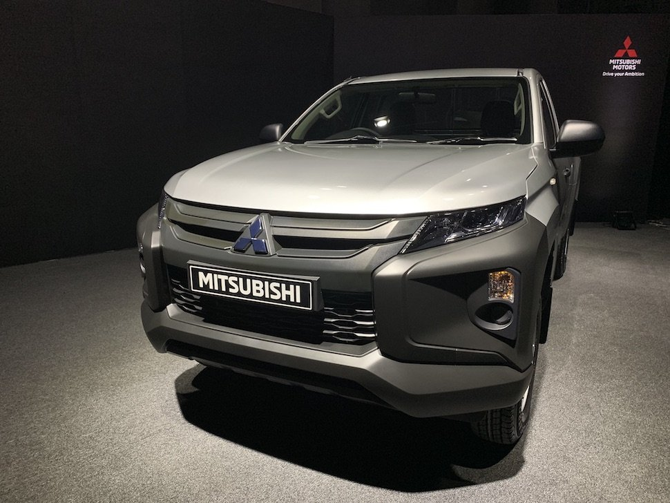 2019 Mitsubishi Triton Facelift Launched 26