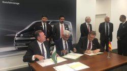 Volkswagen Signs CKD Agreement with Premier Motors 1
