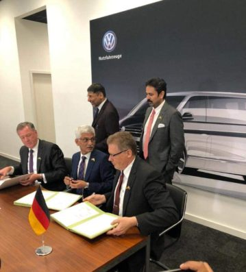 Volkswagen to Begin Local Production in 2022 2