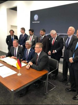 Volkswagen to Begin Local Production in 2022 3