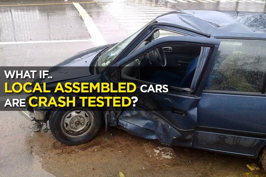 What if Local Assembled Cars are Crash Tested? 4