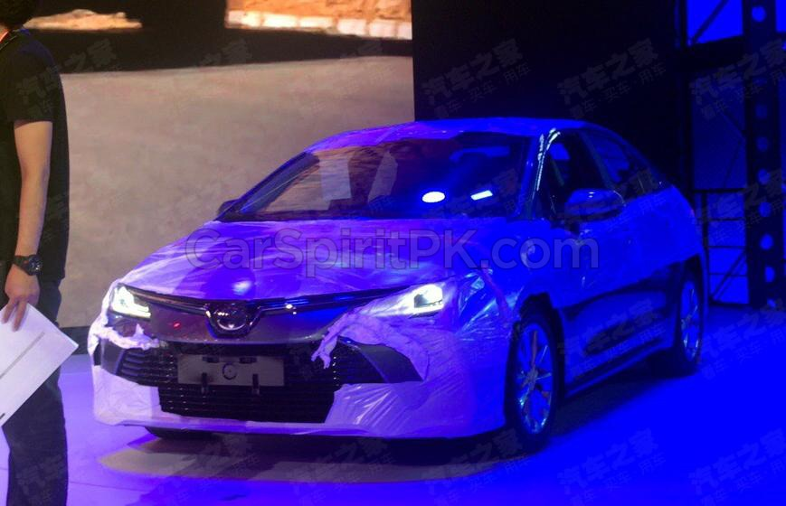 All New Toyota Corolla Altis Leaked Ahead of Debut 9