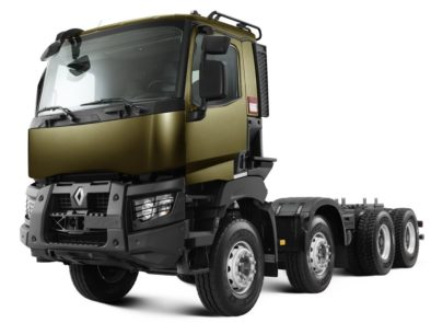 Ghandhara Nissan Launches Renault Trucks In Pakistan 3