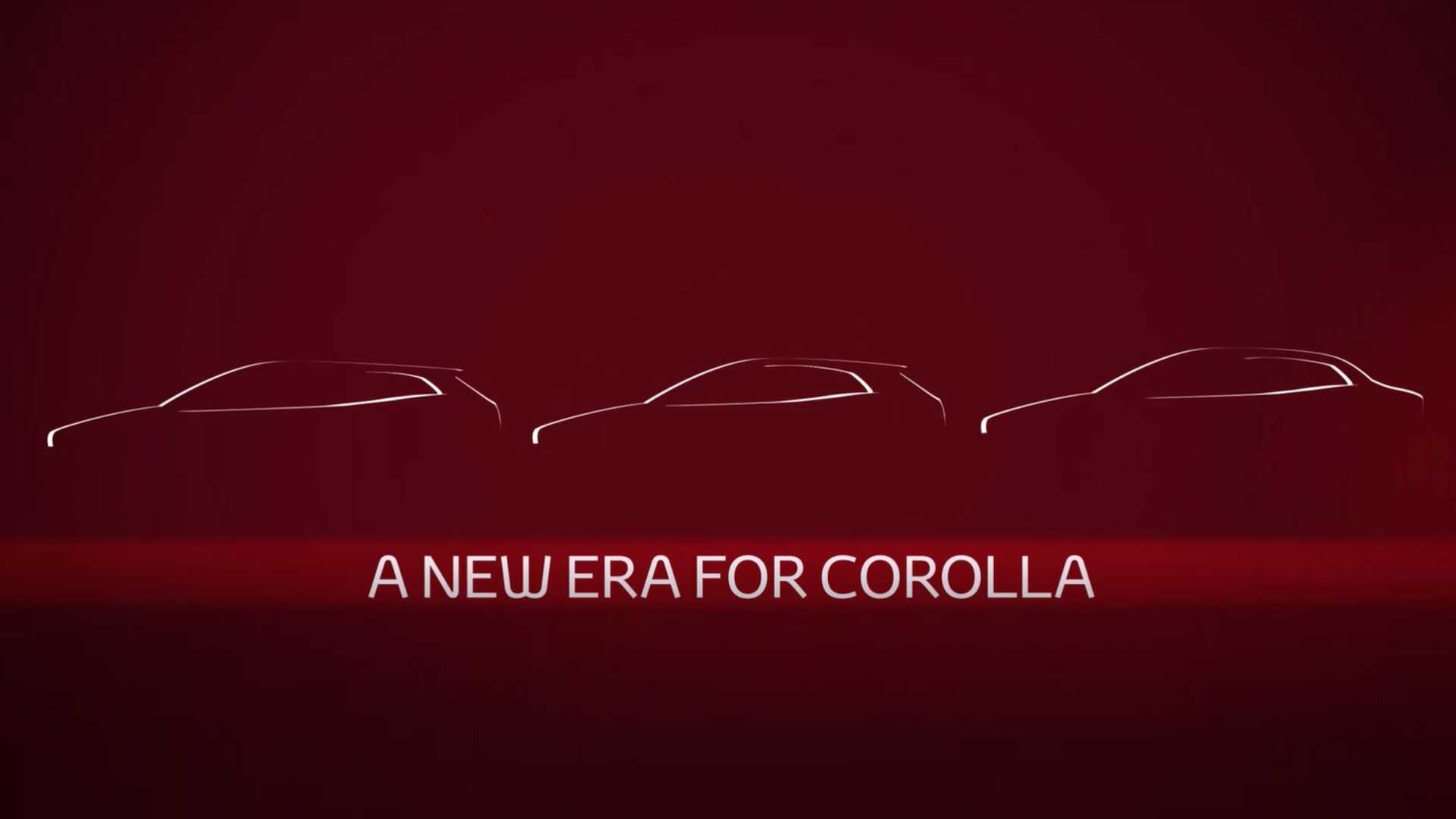 Next Gen Toyota Corolla Altis Teased Ahead of Debut 3
