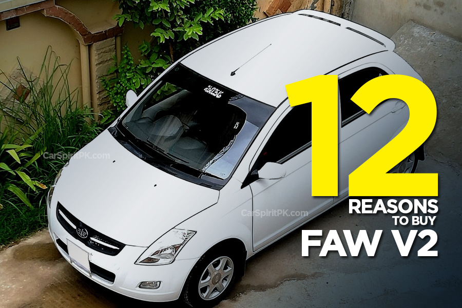 12 Reasons to Buy FAW V2 2