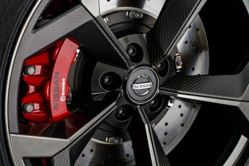 Production Version of EUR 1 Million Nissan GT-R50 Revealed 20