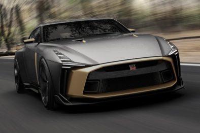 Production Version of EUR 1 Million Nissan GT-R50 Revealed 7