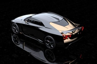 Production Version of EUR 1 Million Nissan GT-R50 Revealed 26
