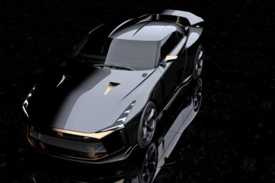 Production Version of EUR 1 Million Nissan GT-R50 Revealed 23