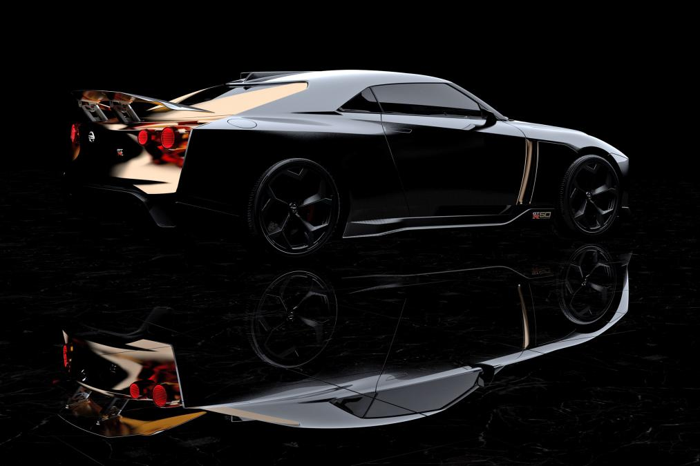 Production Version of EUR 1 Million Nissan GT-R50 Revealed 27