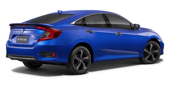 2019 Honda Civic Facelift Launched in Thailand 10