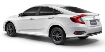 2019 Honda Civic Facelift Launched in Thailand 8