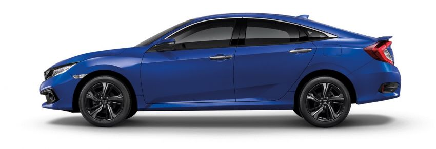 2019 Honda Civic Facelift Launched in Thailand 11