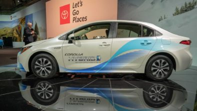 How Will the Next Generation Toyota Corolla for Pakistan Look Like? 9