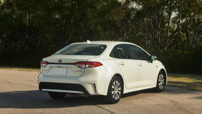 12th Gen Corolla Gets Exceptional EPA Fuel Economy Figures 2