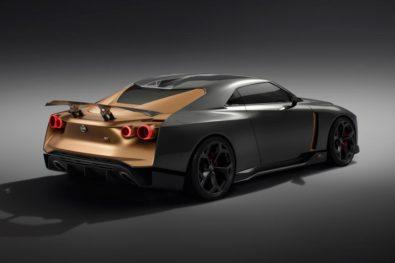Production Version of EUR 1 Million Nissan GT-R50 Revealed 15