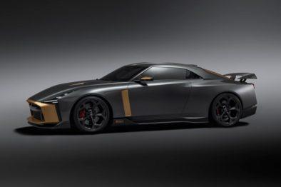Production Version of EUR 1 Million Nissan GT-R50 Revealed 14