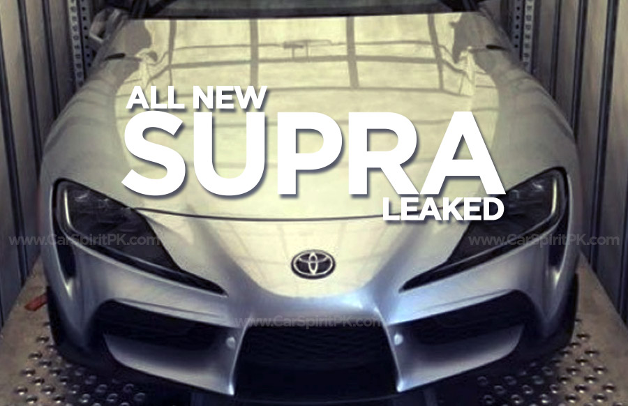 Toyota Supra A90 Leaked Well Ahead of Debut 8