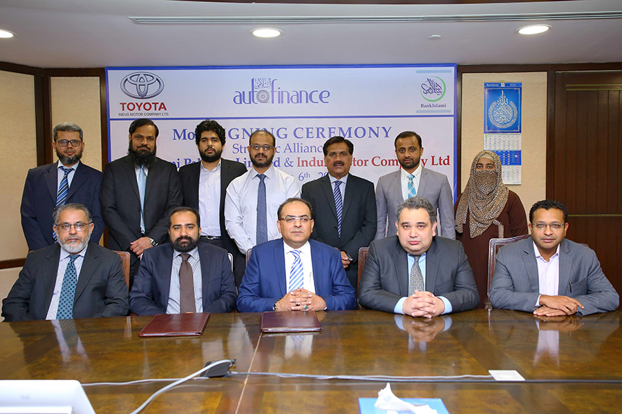 BankIslami Partners with Indus Motor Company to Offer Customized Financing Solutions 9