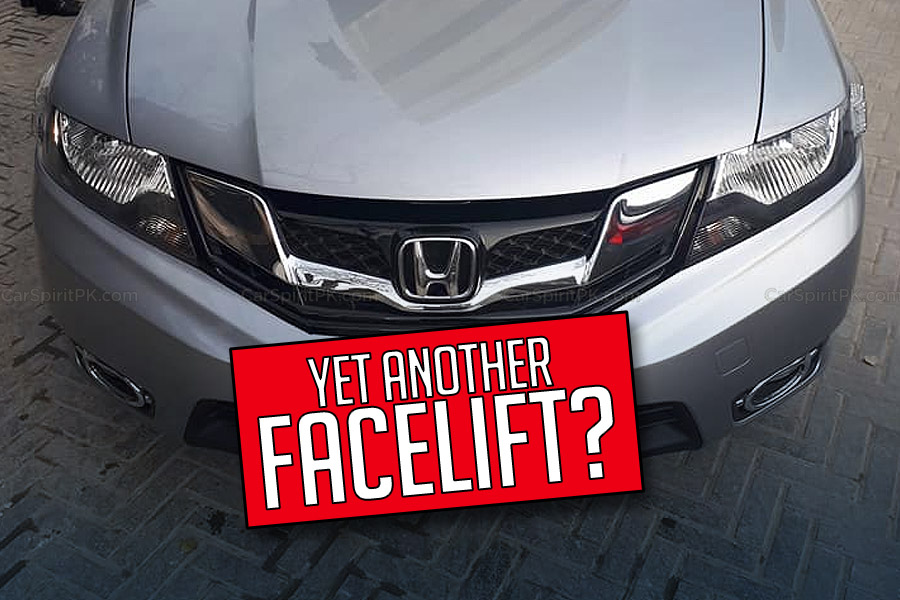 Get Ready for Another Honda City Facelift 1