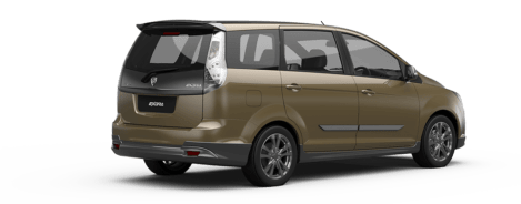 Proton Exora Spotted Testing in Lahore 7