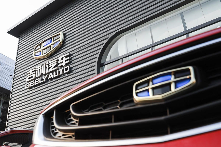 Geely Wins Approval on Daimler Deal 1