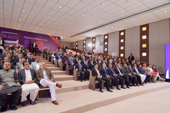 PM Imran Khan Praises the Establishment of JW Forland Manufacturing Plant 5