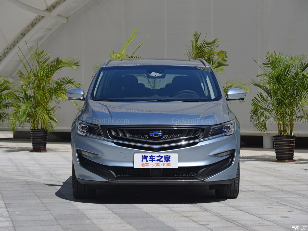 Geely Unveils Its First MPV- JiaJi in China 45
