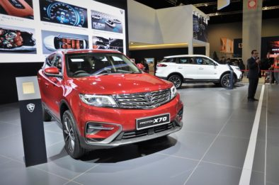 Proton's First SUV- the X70 Launched in Malaysia 9